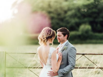 summer hyde barn wedding