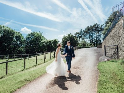 Kingscote Barn Wedding  |  The Cotswolds