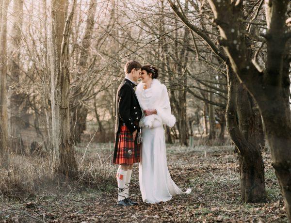 Cripps Barn winter wedding